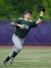 Bryce Floyd and York Catholic are no strangers to playoff baseball.