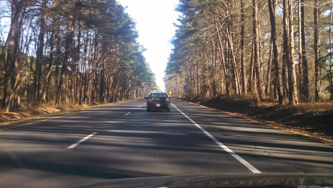 There is no way in the world that the posted speed limit between Princess Anne and the Salisbury bypass should be 55 mph.