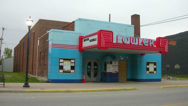 The Fowler Theatre has undergone a 14-year restoration.