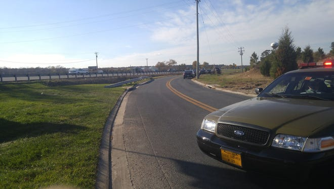 Maryland State Police are investigating an incident in Berlin along Ocean Highway on Friday, Nov. 11.