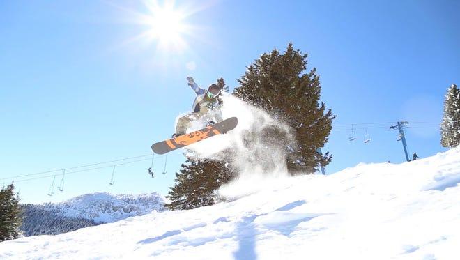 Ski Apache is set to open Dec. 9. Visit SkiApache.com for more information.