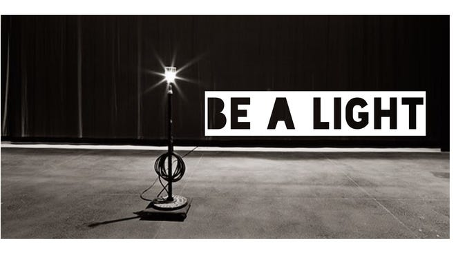 Think Pink Productions will be participating in The Ghostlight Project the day before inauguration day as a way to show the community that theaters are a space for everyone.