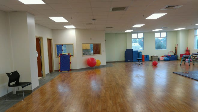 The new Sacred Heart Pediatric Rehabilitation Office is now open at Pace Medical Park.