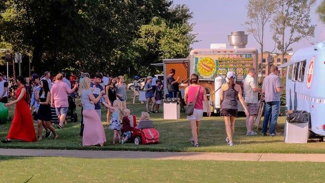 GPAC Food Truck  & Music Festival