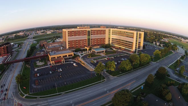 Cox South Hospital