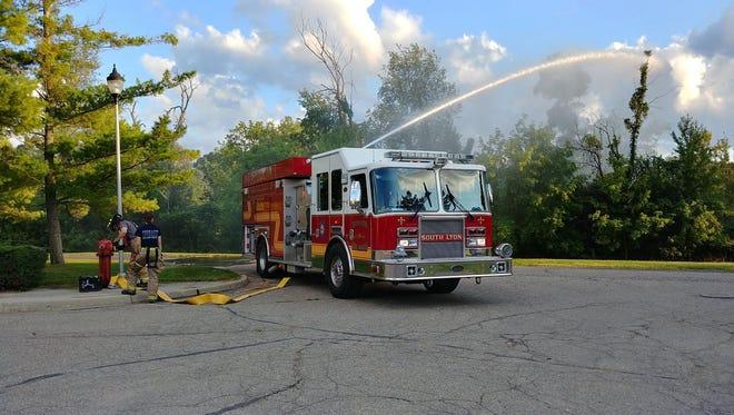 South Lyon Fire Department