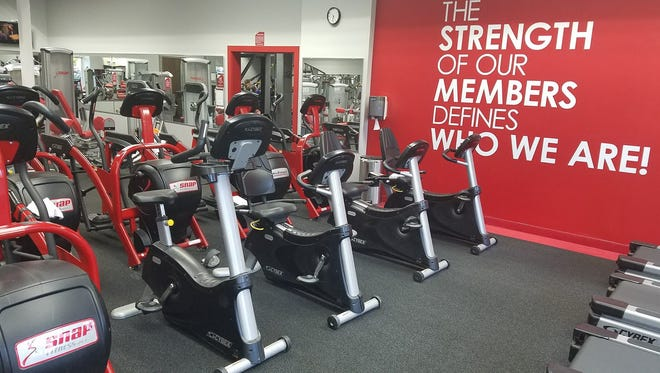 Jay and Jacquie Hennessy take a look back on the past 10 years of offering 24-hour fitness services at Snap Fitness in Ashland City.