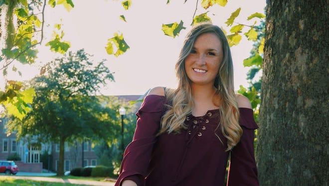GreenHouse founder, Tori Kinley, is a junior majoring in Interdisciplinary Social Science at FSU.