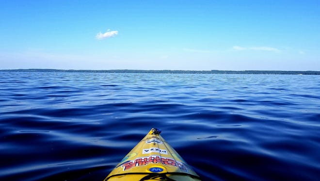 The public can take part in Kayak for Camp II: Paddle-A-Thon on June 23 to raise money and awareness for Camp to Belong-Wisconsin and natural resources.