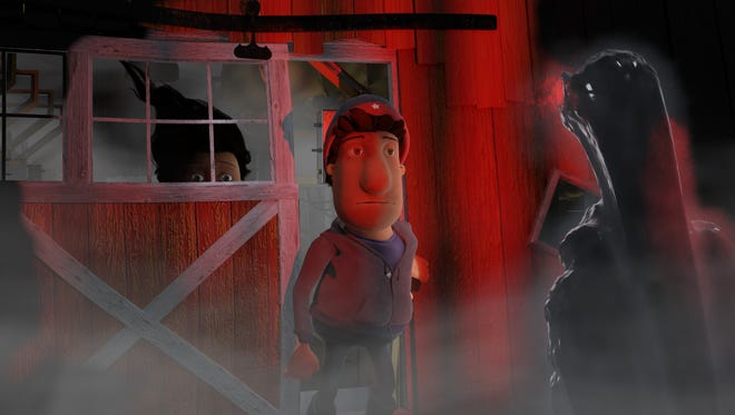 """An undocumented father is taken away from his daughter by law enforcement in """"Estrellita (Little Star),"""" a new short film created by the Middlebury Animation Studio."""