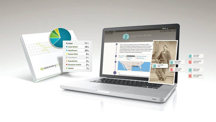 Ancestry.com changed how it determines ethnicity and people are upset