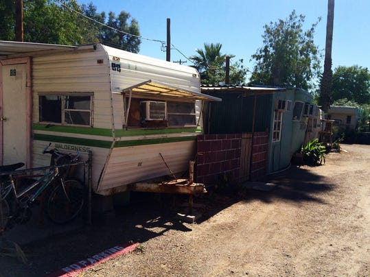100 Families May Be Out At Unfit Mesa Mobile Home Park