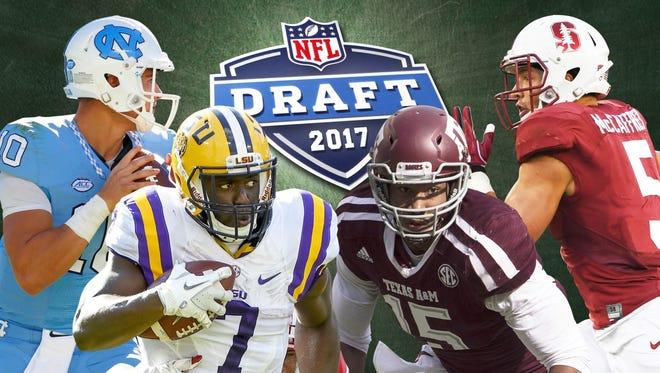 NFL mock draft 7.0.