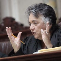 Shirley Abrahamson questions secret tie vote at Wisconsin Supreme Court