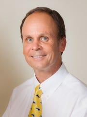 John Raines, a Fairfield-based insurance and financial