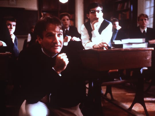"""""""Dead Poets Society"""" was one of Robin Williams' first dramatic roles. It was produced in Delaware."""