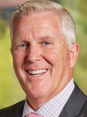 Kevin Phelps is the Glendale city manager.