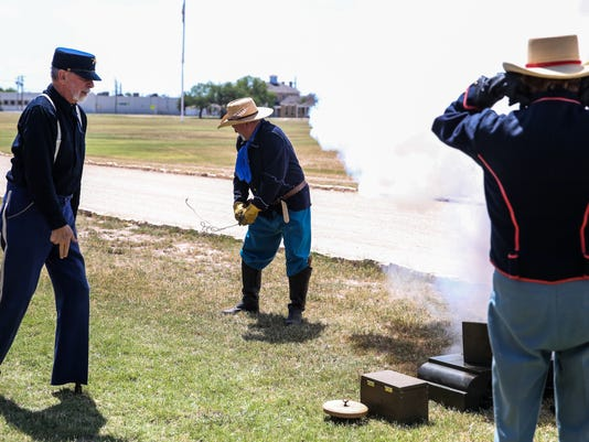 Fort Concho Museum Day Saturday, July 15, 2017