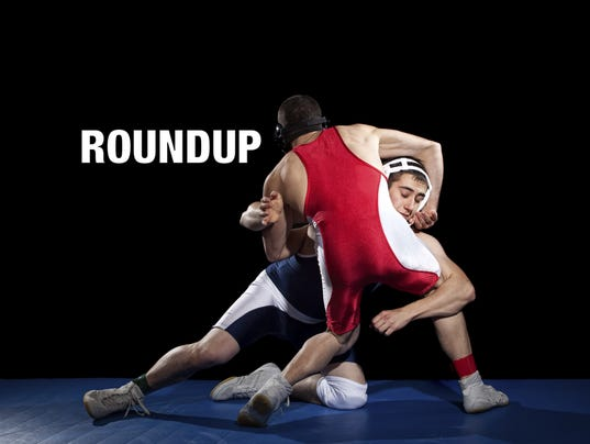 STOCKIMAGE WRESTLING ROUNDUP