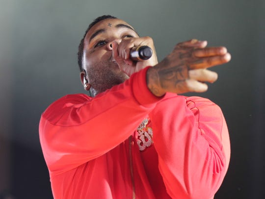 Rapper Kevin Gates performs at the Rave Aug. 24 as part of Hip-Hop Week MKE.