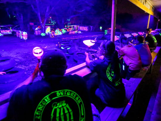 Extreme Rage Paintball Park of Fort Myers has a special