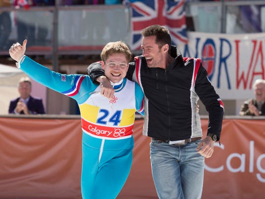 'Eddie the Eagle'