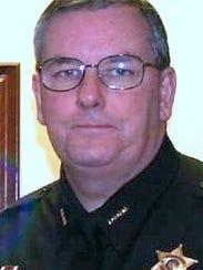 Schuyler County Sheriff William Yessman