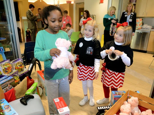 The Studer Family Children's Hospital at Ascension Sacred Heart has launched a Christmas in July Toy Drive, seeking donations of toys and other gifts for the hospital playrooms and child life program.