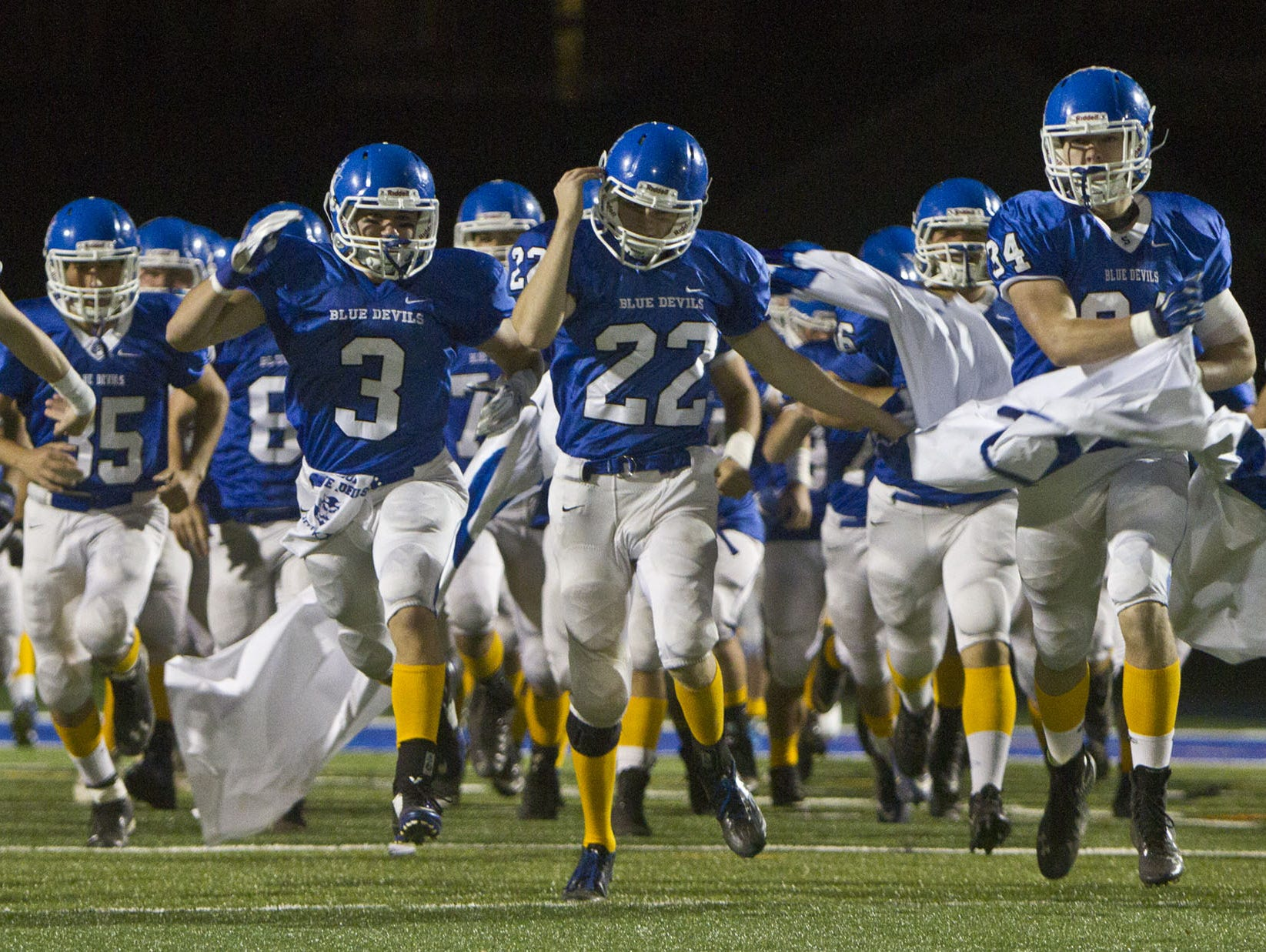 Shore Regional is our pick to win the NJSIAA Central Group I champiionship