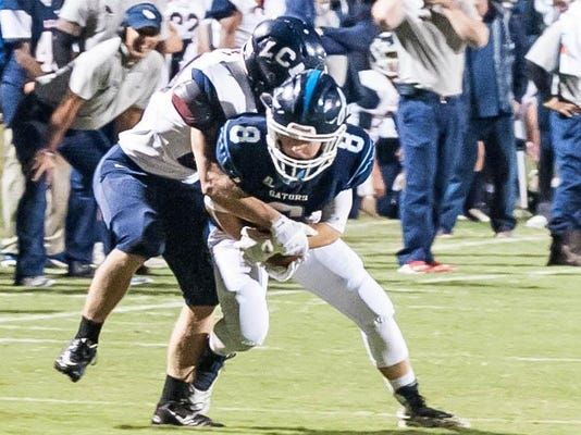 Lafayette Christian vs Ascension Episcopal October 30, 2015