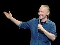 Comedian Bill Maher coming to El Paso