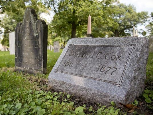 LAF N Greenbush Cemetery