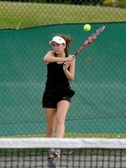 Junior Katie Volz is one of four veterans Lexington is leaning on this season.