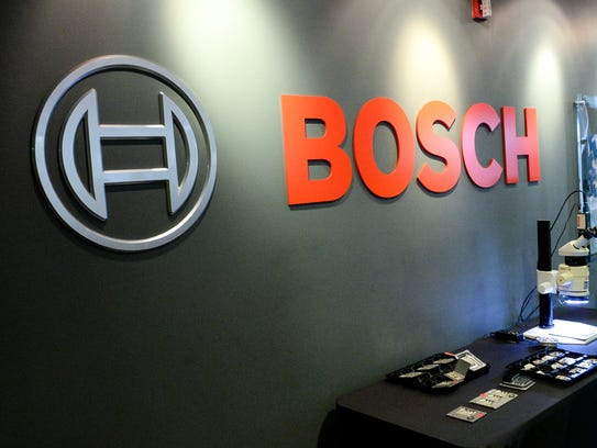 The Bosch plant on State highway 81 near I-85 in Anderson.