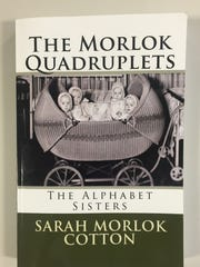 Sarah Morlok Cotton, the lone survivng Morlok quadruplet,