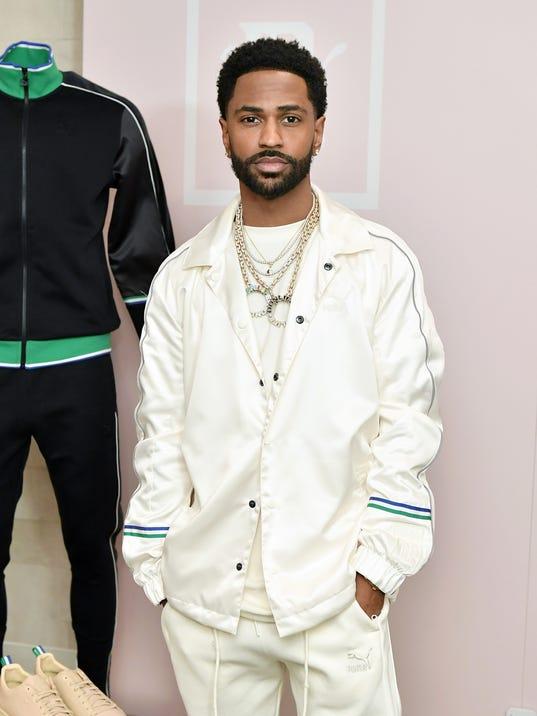 PUMA x Big Sean Collection Launch Event In Los Angeles, California