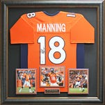 Peyton Manning jersey featured at FCA auction