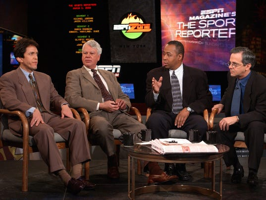 The Sports Reporters - 2002