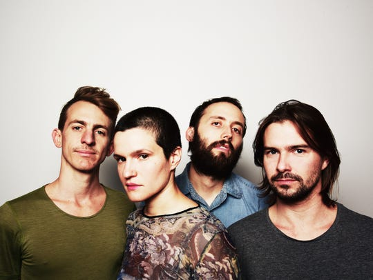 Big Thief closes out the lineup Sunday at the Winooski