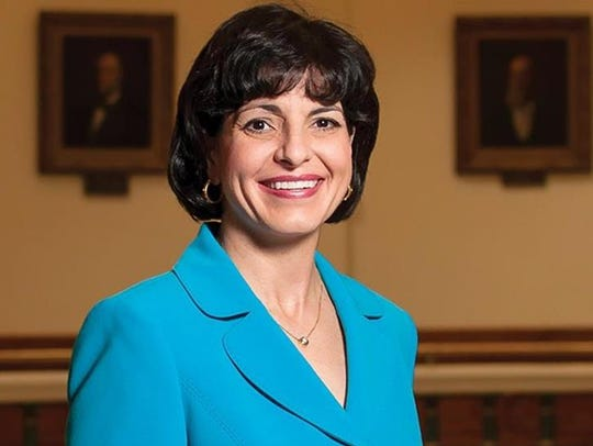 Christi Craddick is the chairman of the Railroad Commission