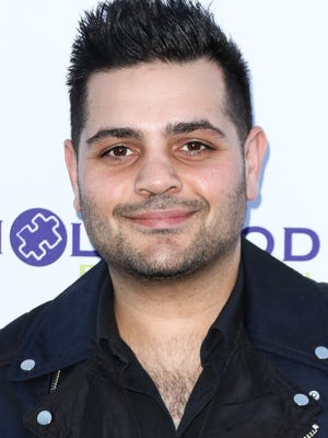 Fashion designer Michael Costello attends HollyRod's 17th Annual DesignCare Gala held at The Lot Studios, August 8, 2015, in West Hollywood, Calif.