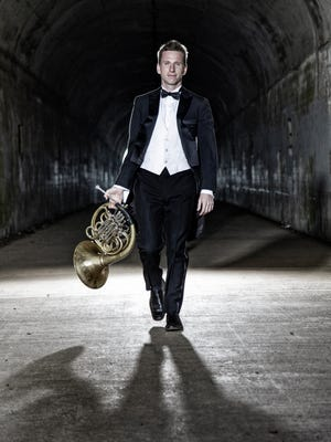 Grand Ledge born French horn phenom David Cooper, 33, will be traveling home from Germany where he has recently been appointed principal horn in the renowned Berlin Philharmonic.