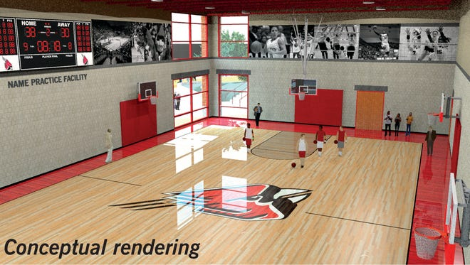 The Ball State Board of Trustees approved a budget for a Worthen Arena addition Friday.