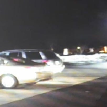 Dash-cam video shows Burlington City police officers