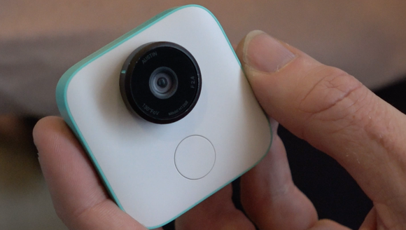Google's new Clips camera captures silent 7-second