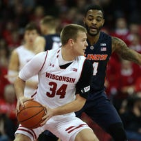 Wisconsin 75, Illinois 50: Badgers bounce back from Purdue loss with impressive victory