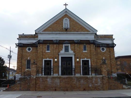St. Ann's church on Anderson Street in Raritan Borough