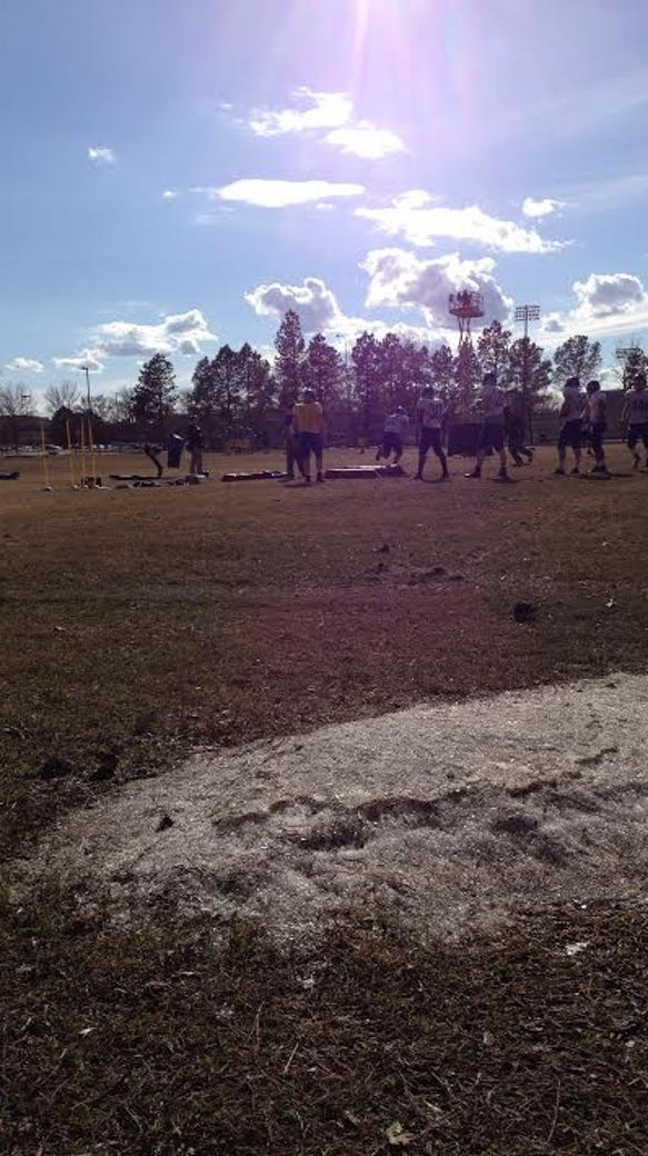 Spring football