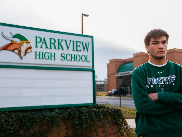 Parkview High teen fights suspension, loss of A+ scholarship