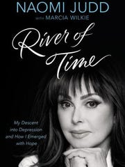 Naomi Judd describes growing up with an alcoholic father and emotionally distant mother in her 2016 Center Street book.